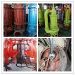 丽江采砂泵 沃泉精致采砂泵 潜水杂质泵
