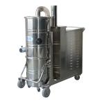 五金機械汽車航空電子化工吸粉塵鐵屑鐵釘桶式大功率工業吸塵器