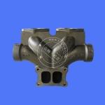 pc360-7排气支管 排气管 小松装载机配件