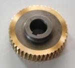 厂家加工蜗轮蜗杆 铜蜗轮定做 蜗轮系列翻沙铸造各类牌号铜齐全