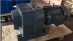 诺广R系列减速机 R57斜齿轮硬齿面减速机