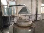 承德日化厂车间粉尘净化治理设备安装袋式除尘器
