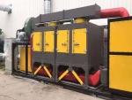 洛阳催化燃烧装置性能特点 涂装车间废气处理技术