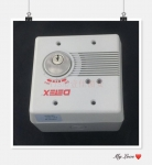 DETEX門磁報警鎖 EAX-2500 緊急逃生門報警器 喇
