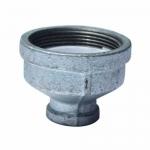 成都玛钢镀锌管件批发 丝接管件 镀锌衬塑大小头价格