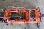 供应锦州铁强液压钢轨焊缝推凸机