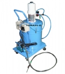 氣動定量黃油給油機TGRA55-D電動工具生產線 打油