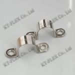 金属紧固夹 金属管夹 线夹 单面和双面卡子