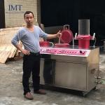 英特耐森抄片机 IMT-CP01B 造纸制浆实验室用纸浆抄片
