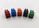 安防插拔式接線端子15EDGK-3.5/3.81母頭端子臺