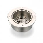 CNC不锈钢腔体外壳加工定制-长鸿精密