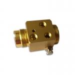 复杂铜零件按需定制加工-长鸿精密