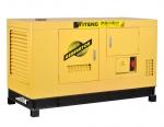 30kw全自动柴油发电机YT2-40KVA-ATS