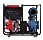 6寸柴油防洪水泵YT60DP