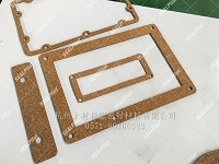 柏德密封钢铁行业和输变电行业专用软木减震垫片耐磨耐压