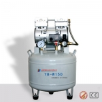 医用供应室配套YB-W150全无油静音空压机型号