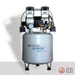 消毒锅用无油空压机型号YB-W200勇霸牌空压机