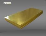 国标H68黄铜板-浩泰镜面H65黄铜板