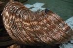 变电所紫铜线。紫铜扁线。紫铜螺杆线