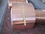 浩泰铜铝业大厂TU2无氧紫铜带,C1020紫铜带