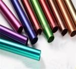 彩色不銹鋼管,佛山昌茂鋼業專業定做