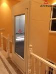 瑞特科家用电梯标准小型家用电梯尺寸家用电梯厂家品牌