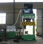 厚基重工500吨模压成型液压机 金属压力机