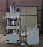 厚基重工500吨金属颗粒压块液压机 厂家直销