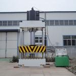厚基重工650吨四柱压力机 金属热锻成型压力机
