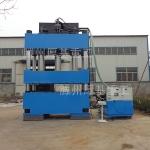 厚基重工Y32-1000T液压机 金属颗粒压块机