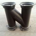公司銷售B型鑄鐵管 H管及各種管件 大量現貨