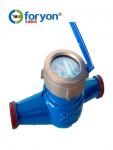 冀騰家用自來水6分水表廠家批發價格
