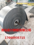 供应青岛宏川品牌斗提机钢丝芯胶带 防撕裂钢丝绳输送带厂家