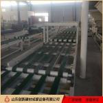 山東濟南防火門芯板生產線