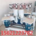 雙銑一砂仿型銑轉盤仿型銑安全系數高群碩木工機械