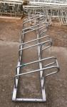 高低/滾輪自行車架
