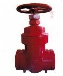 溝槽式閘閥價格 廠家直銷 溝槽式閘閥規格型號