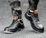賽固安全鞋防砸防刺穿防滑耐油透氣鋼頭男女工作鞋6KV絕緣勞保