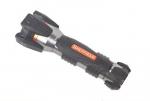 廠家供應 鋼盾SHEF 變形金剛超亮LED手電筒S03000