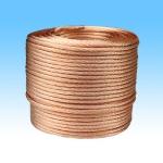 TJR、铜绞线、裸铜线、接地线、电焊机线、裸电线、镀锡铜线