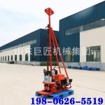 华夏巨匠YQZ-30便携式地质勘探钻机带有卷扬机小型岩心钻机