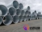 天水金属钢波纹管涵施工方法