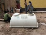 【南方农村厕所】节水脚踏式高压冲厕器-港骐