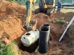 玻璃钢成品化粪池尺寸 农村厕所改造冲水桶-港骐