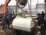 玻璃钢清理化粪池施工方案 玻璃钢化粪池性能-港骐