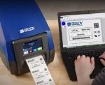 Brady貝迪 i5100實驗室低溫冷凍液氮標簽打印機