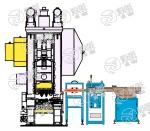 中频炉自动送料机适用于圆柱形产品