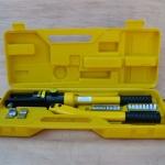 工程承装资质升级必备90-200mm²电缆压接钳厂
