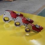 PTK中空式液壓扳手ROTATE PTK-10 中空式扭矩扳