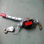 資質單所需全套設備緊線器10~15kN承裝修四級五級